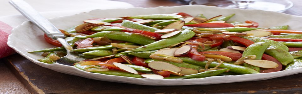 Sugar Snap Peas Recipe Image 1