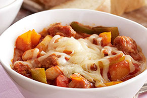 Slow-Cooker Tuscan Chili