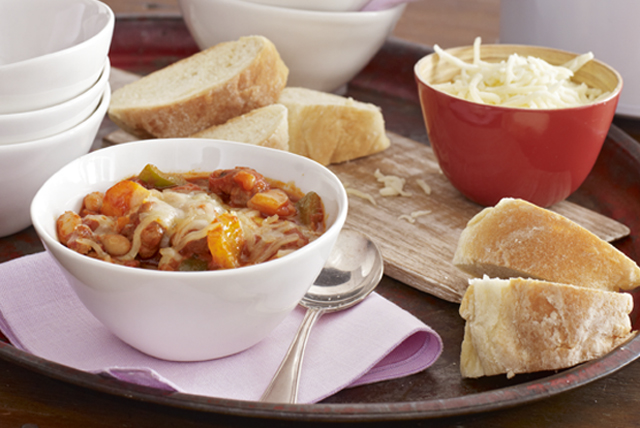 Slow-Cooker Tuscan Chili Image 1