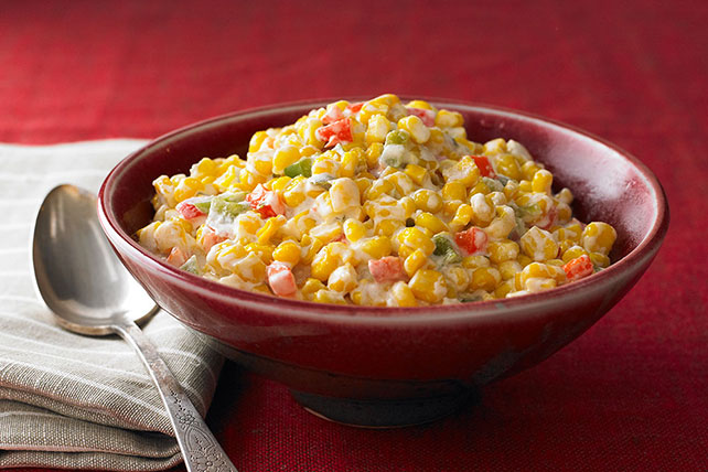 Quick Creamy Corn