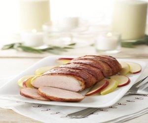 Bacon-Wrapped Pork Tenderloin