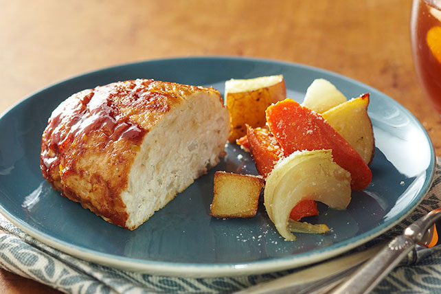 Turkey Meatloaf for Two Image 1