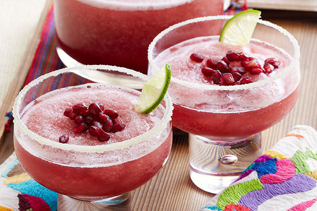 Pomegranate Margarita Image 1