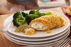 Make-Ahead Creamy Jalapeño-Stuffed Chicken