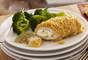 Make-Ahead Creamy Jalapeno-Stuffed Chicken