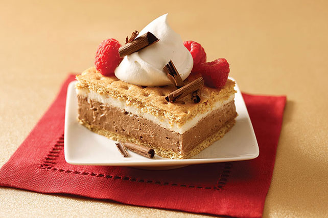 S'mores Pudding Dessert Image 1