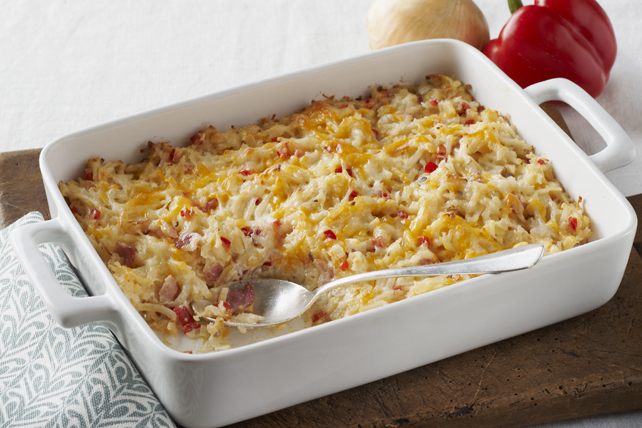Cheesy Hash Brown Casserole Image 1
