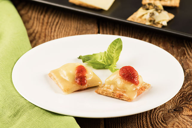 Baked Cheese Appetizer  Image 1