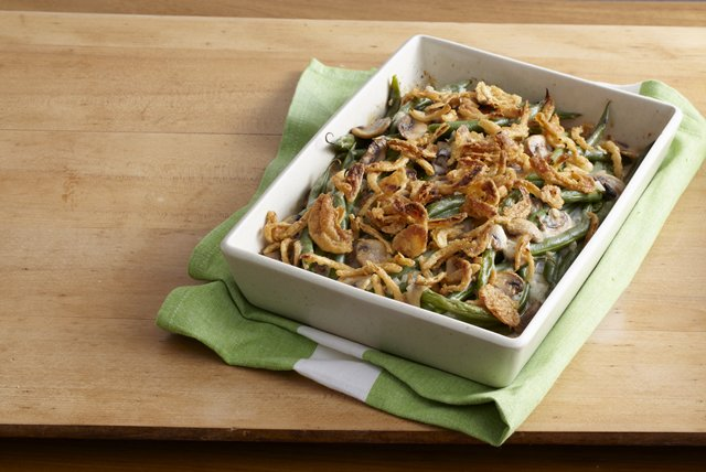 Better-than-Ever Green Bean Casserole Image 1
