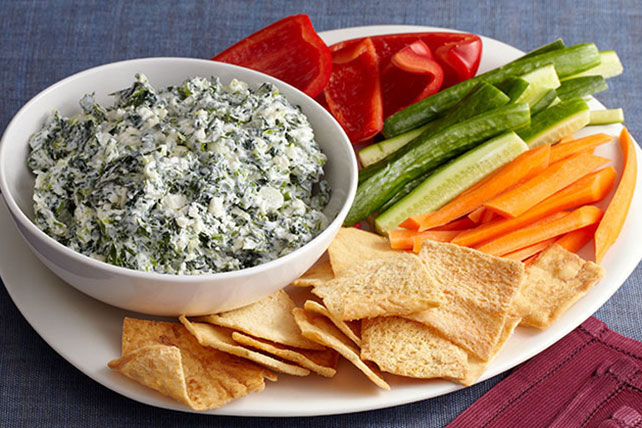 Greek Spinach Dip Image 1