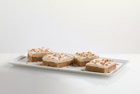 Spiced Pudding Squares