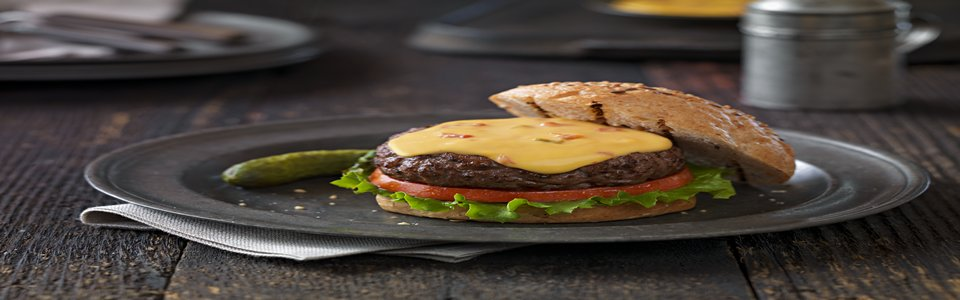 Queso Burgers Image 1