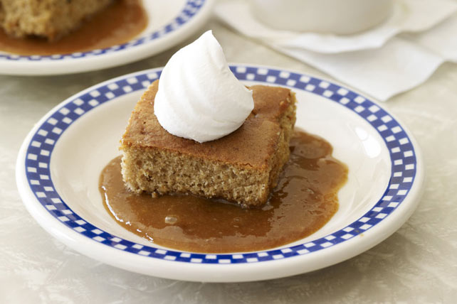 Sticky Maple Pudding Image 1