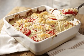 Creamy Vegetable Gratin