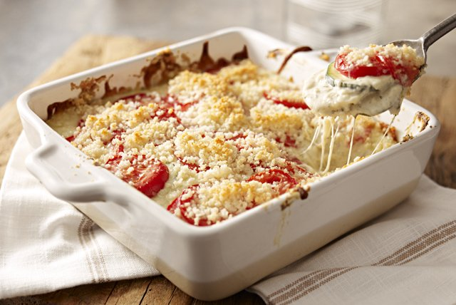 Creamy Vegetable Gratin Image 1