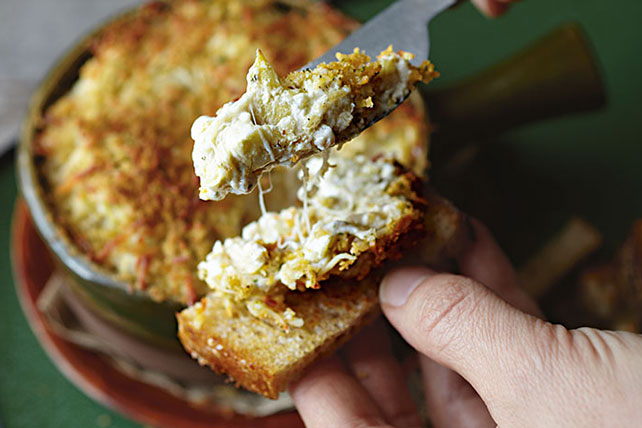 Awesome Artichoke Dip