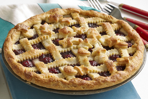 Luscious Cherry Pie