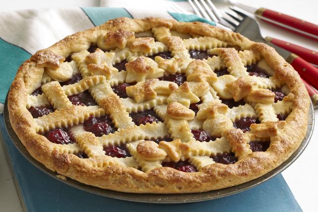 Luscious Cherry Pie Image 1
