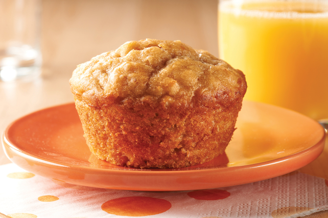 Peanut Butter-Banana Muffins Image 1