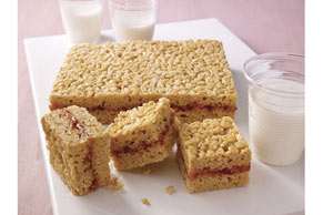 PB & J RICE KRISPIES® TREATS™