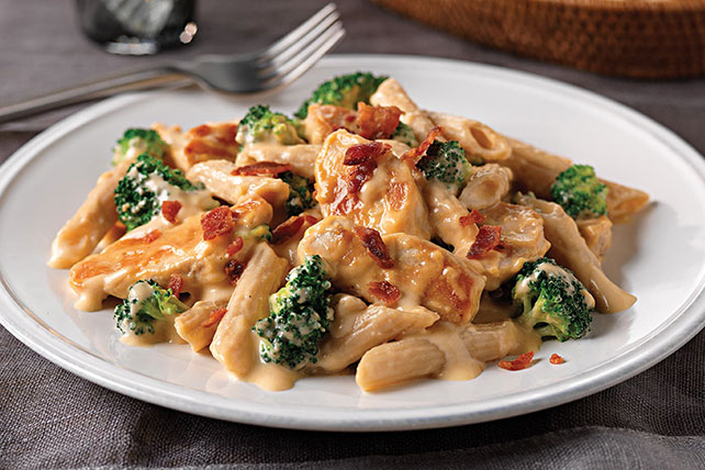Chicken & Broccoli-Cheddar Skillet Image 1