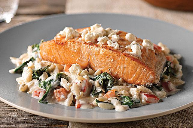 Salmon Mediterranean Image 1