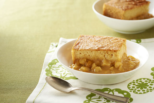 Warm Apple Pudding Cake Image 1