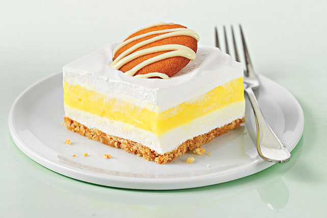Lemon Striped Delight Image 1