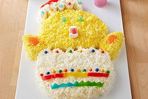 Baby Chick Cake Image 1