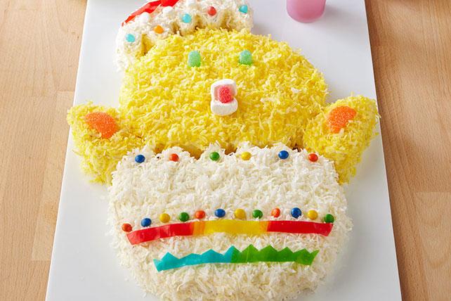 Poussin en gâteau Image 1