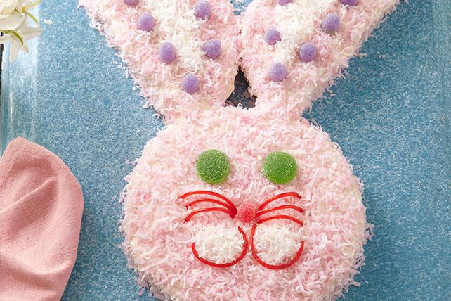 Hip-Hop Bunny Cake Image 1
