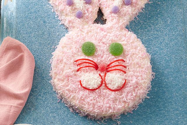 Pastel conejo saltarín Image 1