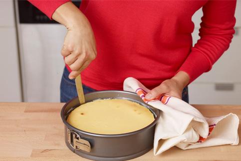 Cheesecake neoyorquino con piña Image 1