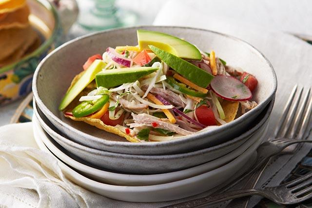 Jalapeño-Pork Salad Image 1