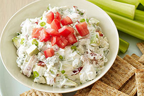 Creamy Cobb Salad Dip