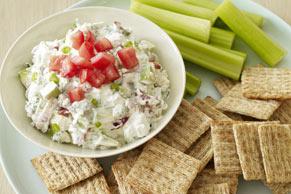 Creamy Cobb Salad Dip