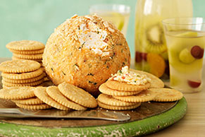 Mexican-Style Party Cheese Ball