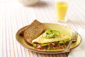Avocado Omelet