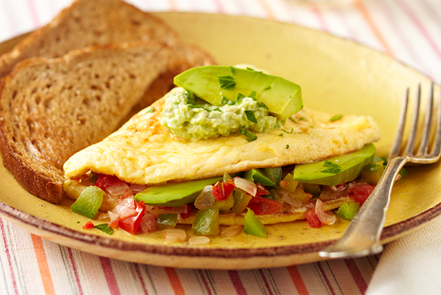 Avocado Omelet Image 1