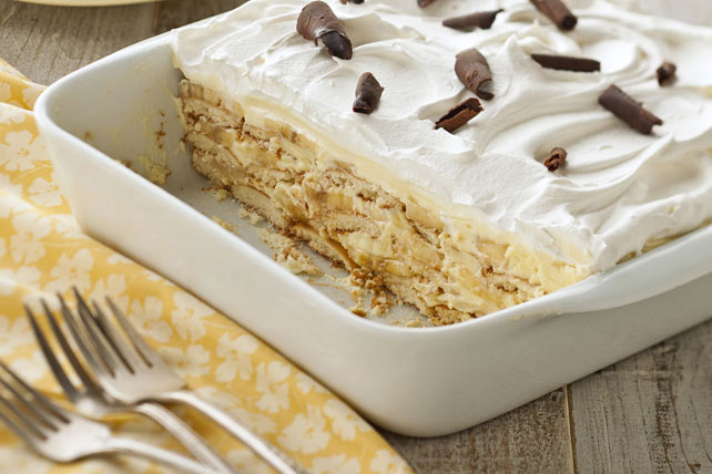 Layered Banana Pudding Dessert Image 1
