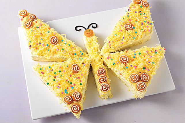 Betty the Butterfly Cake Image 1