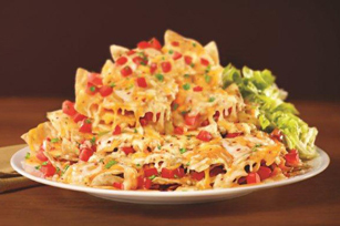 Classic Nachos with a Kick