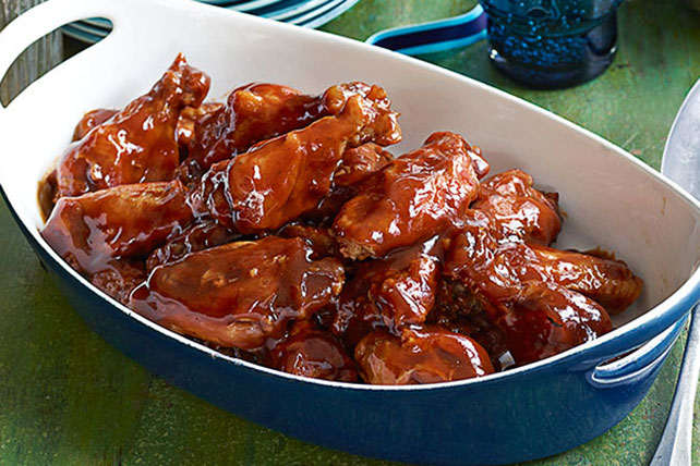 Slow-Cooker Party Wings Image 1