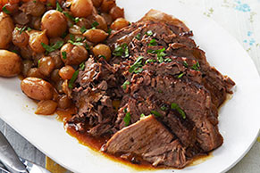 Slow-Cooker Pot Roast Recipe Image 1