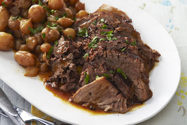 Slow-Cooker Market-Fresh Pot Roast Image 1