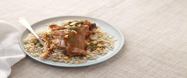 Slow-Cooker Thai Chicken Thighs