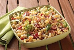 BLT Homestyle Macaroni Salad
