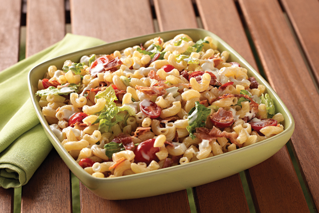 Salade de macaroni BLT Image 1