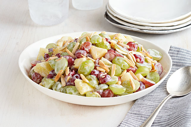 Creamy Grape Salad Image 1