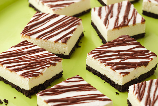 Frozen Cheesecake Squares